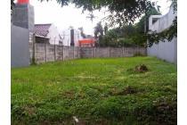 Tanah Dijual Murah dibawah Harga Pasar di Permata Bintaro Jaya