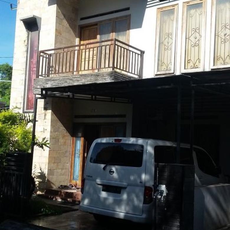Rumah minimalis komplek perumahan akses jalan lebar denpasar