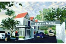 Casa De Soroja Cluster Syariah Bergaya Eropa di Soreang Bandung