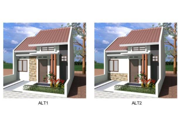 Rp414jt Rumah Dijual