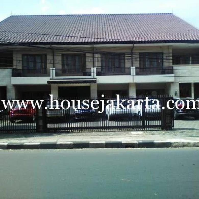 Rumah Jalan Hanglekir Raya Kebayoran Baru Dijual Murah House For Sale