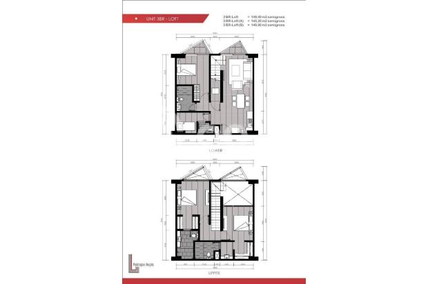 Apartemen Paddington Heights, Investasi Menguntungkan 18289595