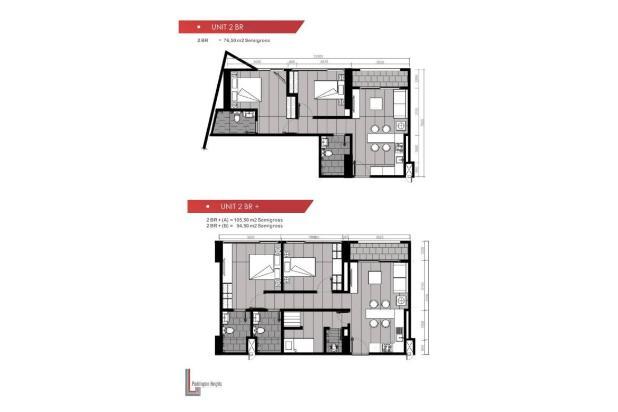 Apartemen Paddington Heights, Investasi Menguntungkan 18289596