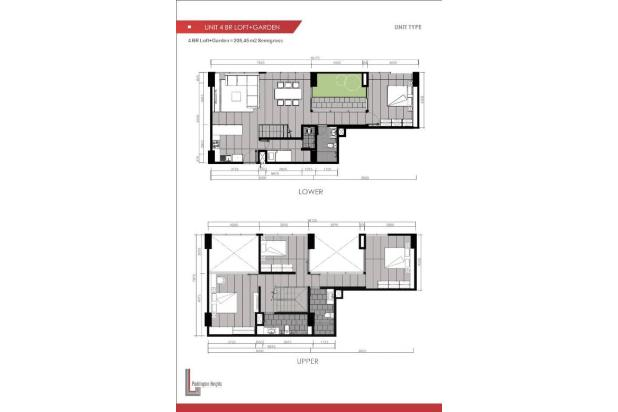 Apartemen Paddington Heights, Investasi Menguntungkan 18289597