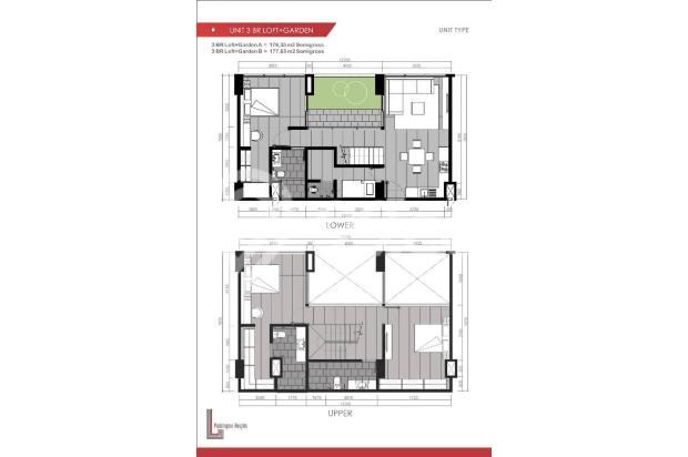 Apartemen Paddington Heights, Investasi Menguntungkan 18289602