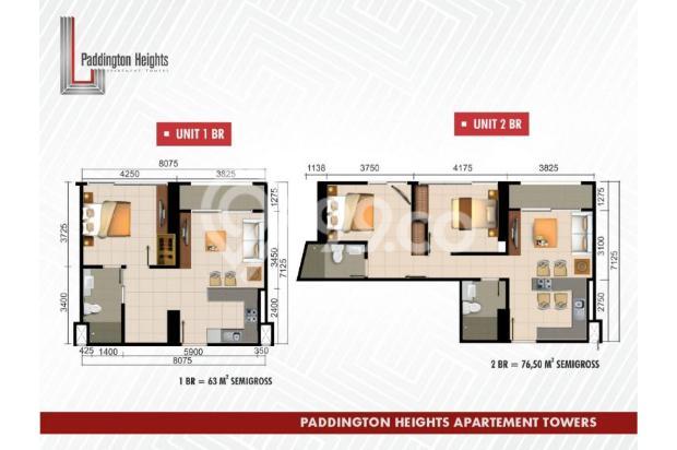 Apartemen Paddington Heights, Investasi Menguntungkan 18289641