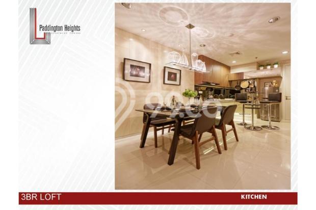 Apartemen Paddington Heights, Investasi Menguntungkan 18289642