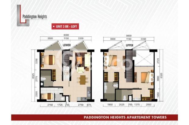 Apartemen Paddington Heights, Investasi Menguntungkan 18289648