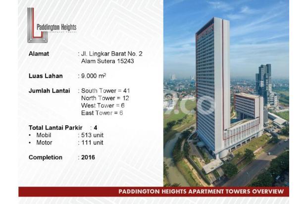 Apartemen Paddington Heights, Investasi Menguntungkan 18289660