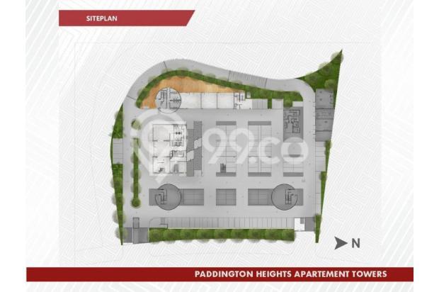Apartemen Paddington Heights, Investasi Menguntungkan 18289662