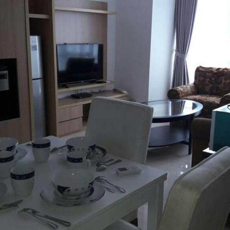 Sky Garden Apartment with Full Furnished 2 BR
