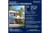 Rumah vila villa greenlot residence surabaya utara mengwi