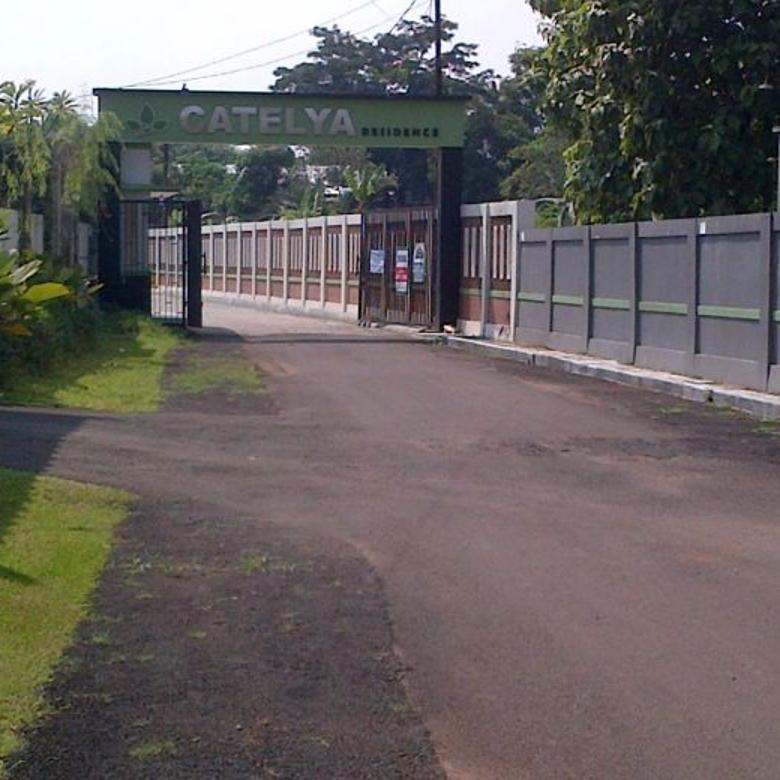 Rumah 2 Lantai Siap Huni Catelya Private Residence BSD Tangerang Selatan