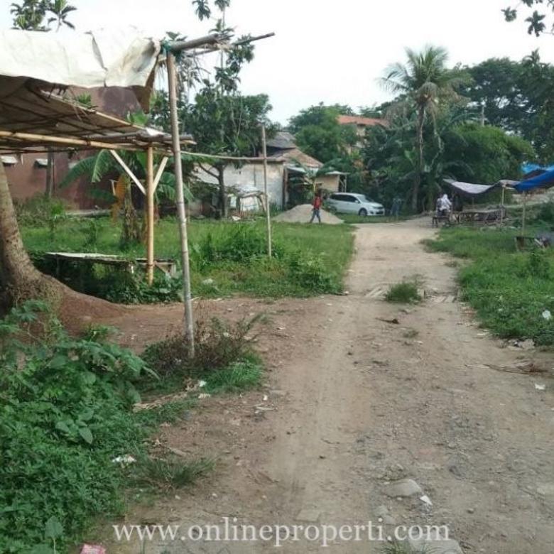 Dijual Tanah 2045 m2 di Pinggir Jalan Raya Irigasi Sipon, Tang