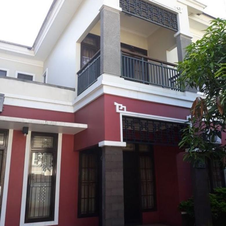 Rumah Cluster Krisan Boulevard Banjar Wijaya Cipondoh Tangerang