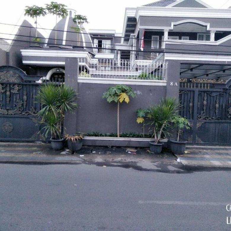 Rumah cantik dan elegant siap huni Permata Hijau Jakarta