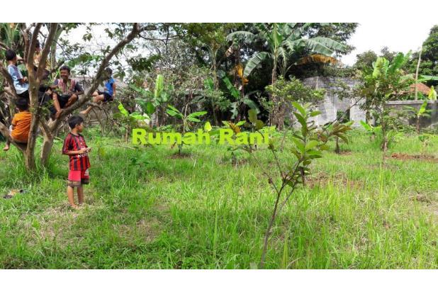 Rp880jt Tanah Dijual