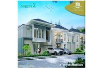 Rumah mewah 2 lantai_Tanpa Dp_Lokasi Strategis dekat Stasiun Depok