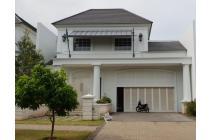 Cocok Untuk Expartiat, Rumah Megah Depan Taman di Kawasan Elite De Maja BSD
