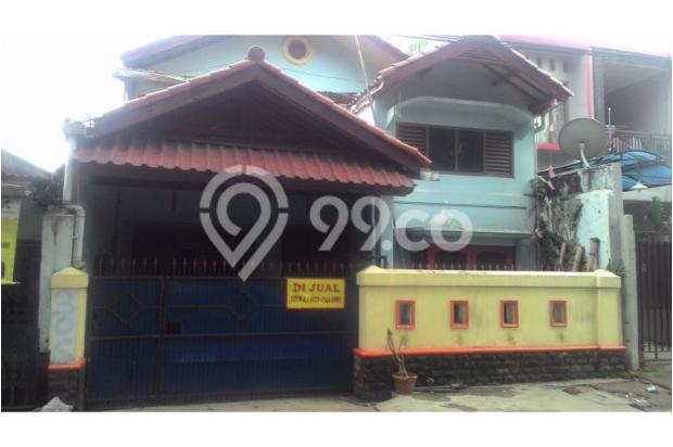 Rumah dijual dipinggir jl gardu condet jakarta 8597135