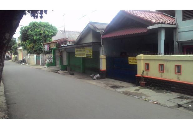 Rumah dijual dipinggir jl gardu condet jakarta 8597144
