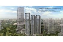 JUAL BU Apartemen Anandamaya Residence 3BR grande