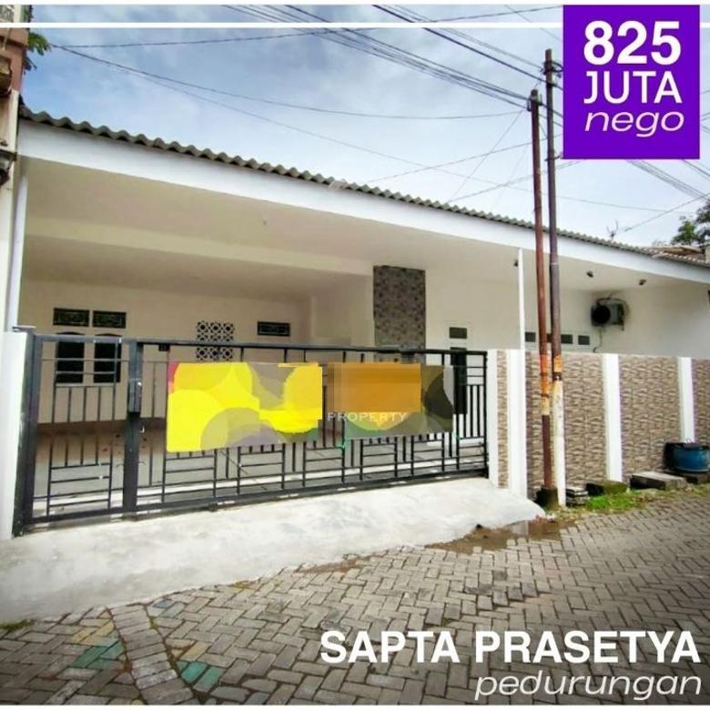 Dijual rumah di Sapta Prasetya,Pedurungan Semarang