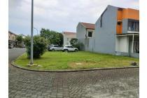 Kavling residensial hoek siap bangun 208m 14x15 Cluster Alamanda JGC Jakarta Garden City Cakung