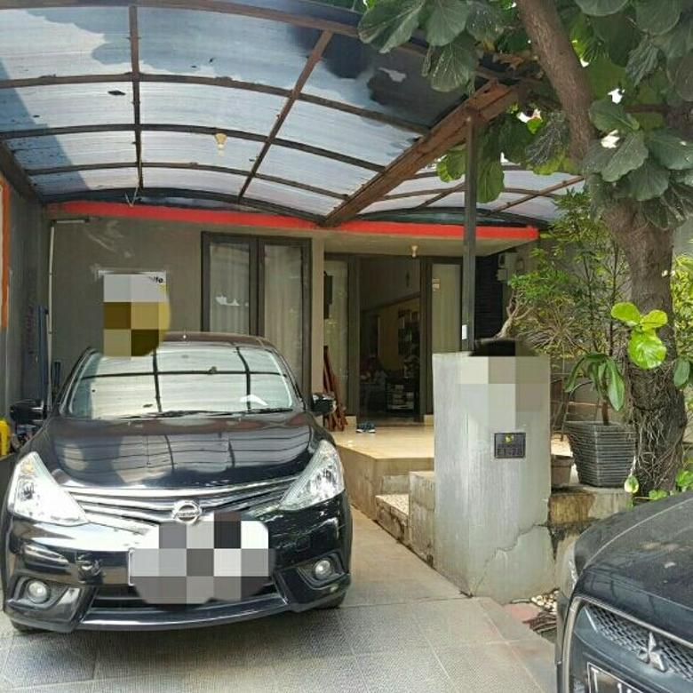 Rumah 1 Lantai Terawat Murah di Cibubur Residence Bekasi
