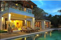 Dijual Cepat Villa Full View Sunset dan Laut Senggigi - Lombok