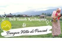 Tanah Kavling Villa SHM Puncak Bogor