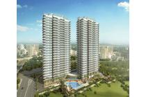 Apartemen Cluny Residence 3 bedroom with private lift at Kebon Jeruk
