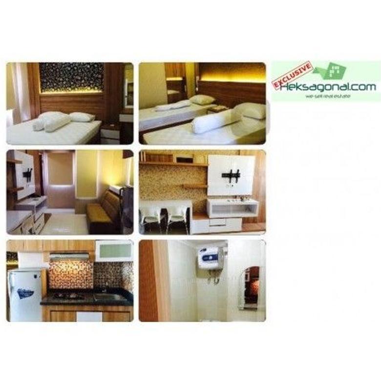 Jual Apartemen Puncak Kertajaya 2+1 BR Full Furnish, HKS1047