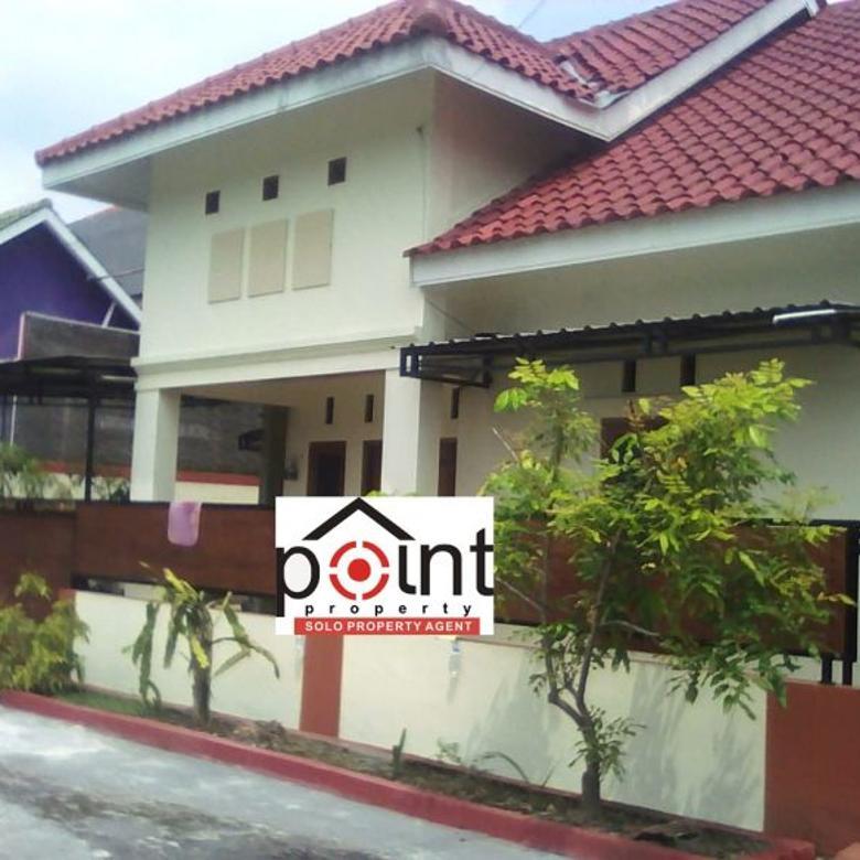 Dijual Rumah Cantik Asri Siap Huni di Gampang, Sukoharjo