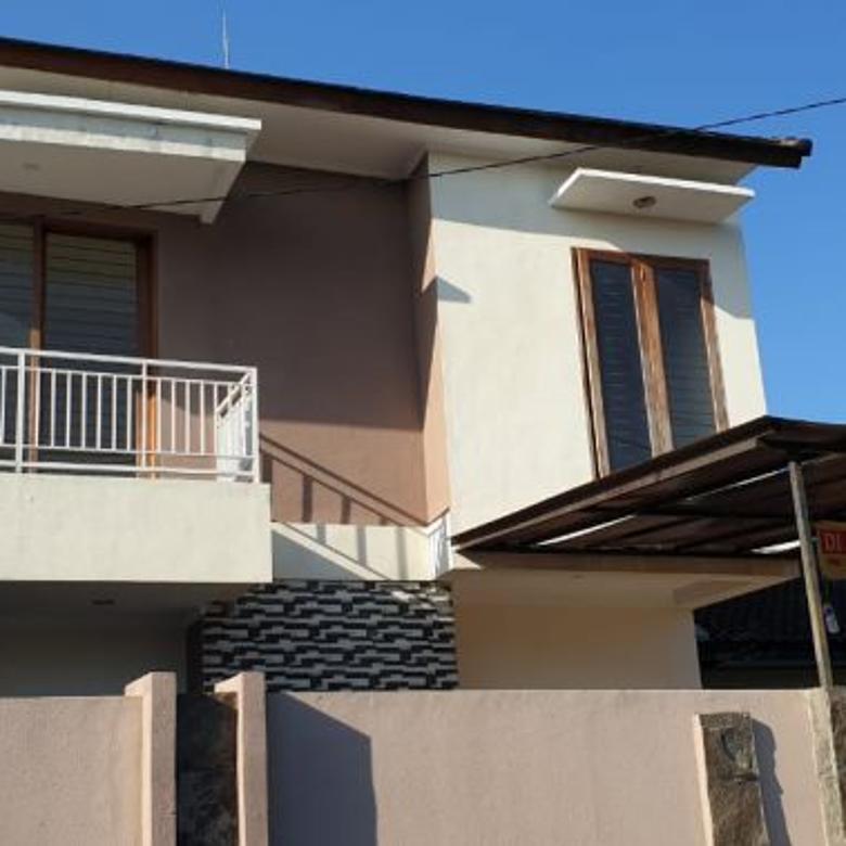 Rumah lantai 2 di Kekalik dekat Unram