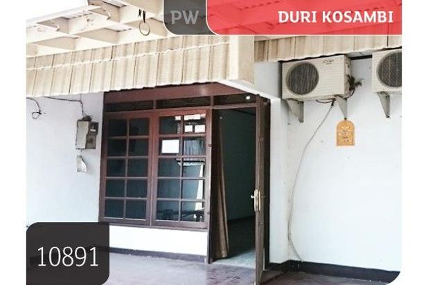 Rumah Kosambi Baru, Jakarta Barat, 6x15m, 1 Lt 7608576