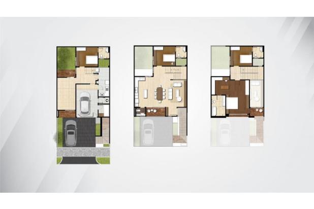 Rp6,01mily Rumah Dijual