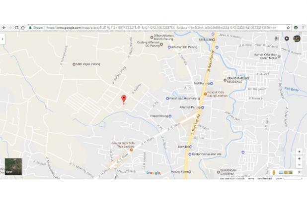 Kredit Rumah DP 5 Juta di Parung Bogor Akses Dekat Ciputat Lebak Bulus 10788402