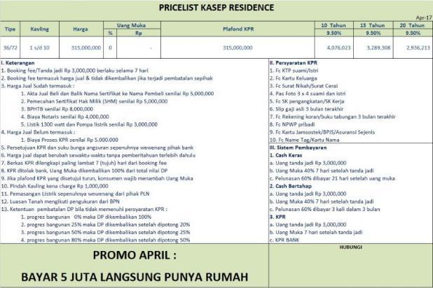Kredit Rumah DP 5 Juta di Parung Bogor Akses Dekat Ciputat Lebak Bulus 10788401