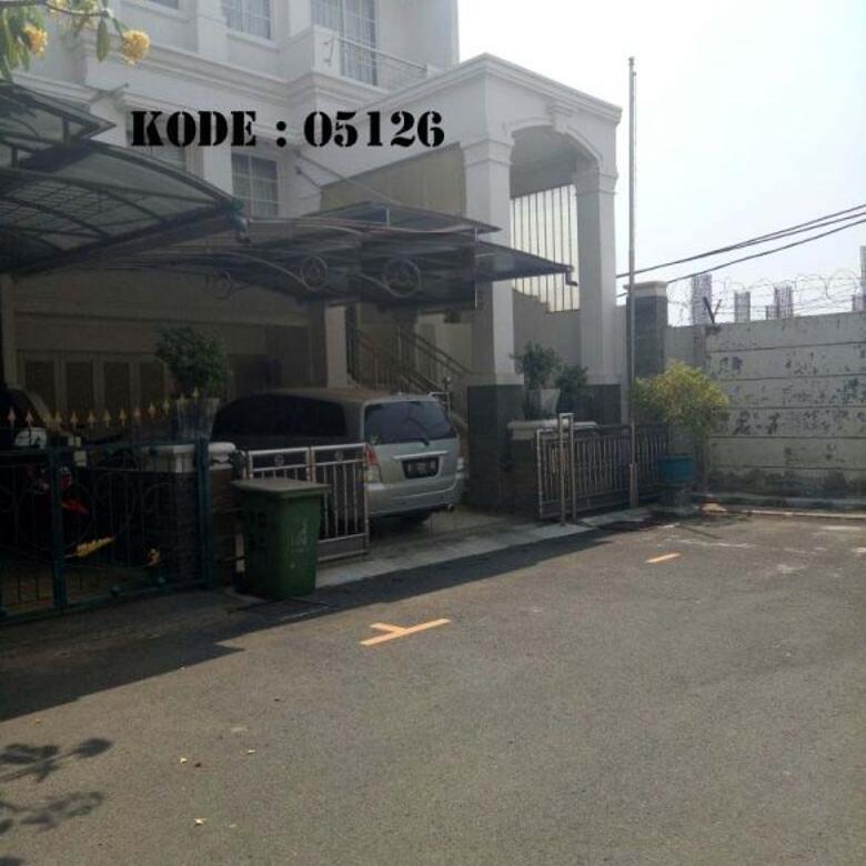 KODE : 05126(Jh/Ha) Rumah Kelapa Gading, Hadap Timur, Luas (8x18) 144 meter