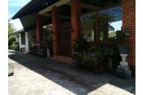 Dijual Tanah Dan Villa Lokasi Strategis Poros Jalan Provinsi