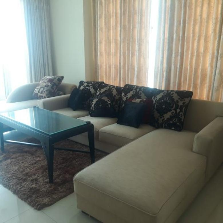 sewa tiffany kemang village 3 bedroom
