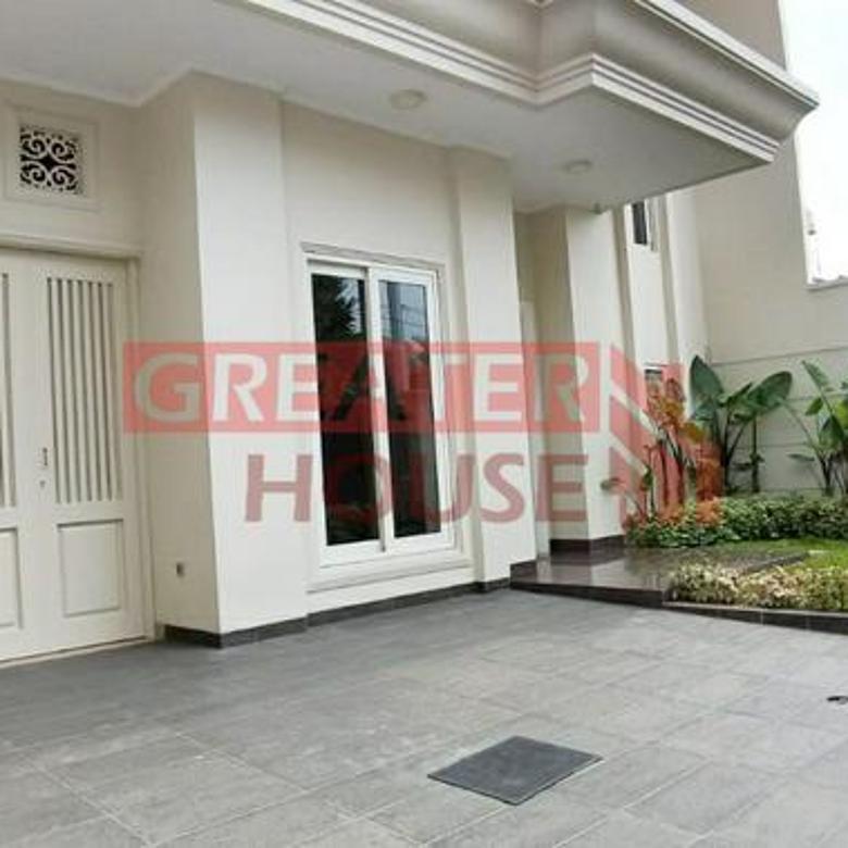 Rumah Baru, Klasik, Mewah @ Pondok Indah, LT/LB: 200/550