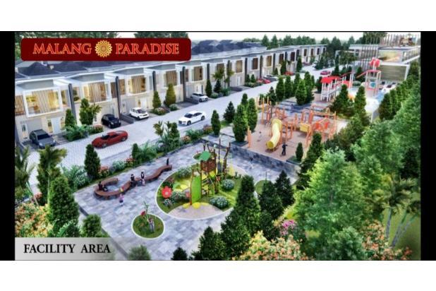 launching villa malang paradise yang dikelola professional start 400jutaan