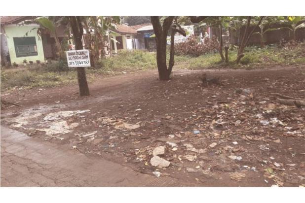 Tanah Murah Lokasi Strategis + Asri Cipayung Depok 12899014
