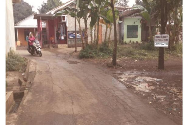 Tanah Murah Lokasi Strategis + Asri Cipayung Depok 12899017