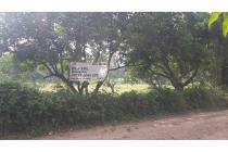 Tanah 10,011m di Setu Pinggir Jalan Lebar 60mtr dijual cepat akses tol Setu