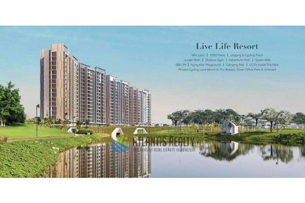 Rp4,61mily Apartemen Dijual