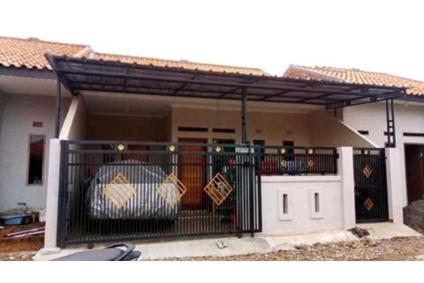 Rumah kavling type 45/70 murah di Bandung selatan cash only