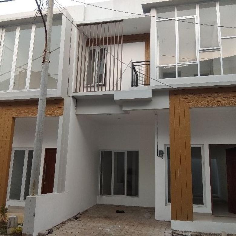 Rumah 2 Lantai Siap Huni di Cinere